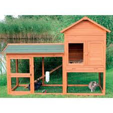 Make Rabbit Hutch Trixie U0027s Rabbit Hutch With Outdoor Run Petsmart This Is What