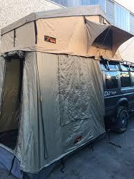tenda tetto auto tende da tetto by la biella adventure 4x4