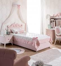 chambre fille romantique lit pour chambre de fille lit original pour aménager une chambre