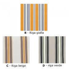 colori tende da sole tenda da sole riga 245x245 cm bracci