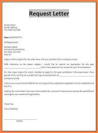 Request Letter Employment Certification Sle Letter Request For Bank Certification 20 Images 4 Application