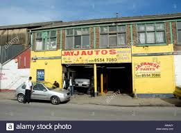 Garage Workshop by Jay J Autos Motor Mechanics Garage Workshop In Carpenters Road In