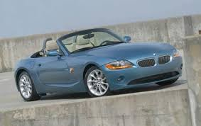 bmw z4 convertable used 2004 bmw z4 convertible pricing for sale edmunds