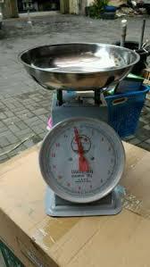 Timbangan Pegas Duduk timbangan kue daging duduk pegas jarum stainless steel surabaya