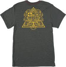 prigus sport pyramid t shirt rvca