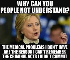 What Is Internet Meme - memes not her health could cost hillary clinton the us