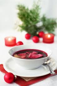 polish christmas eve beet soup recipe