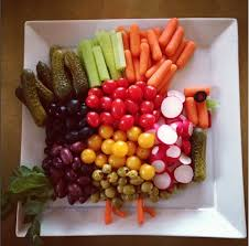 how to make a turkey vegetable platter this thanksgiving rc