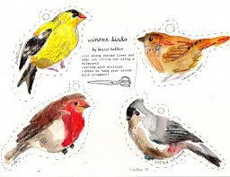 s misc winter birds