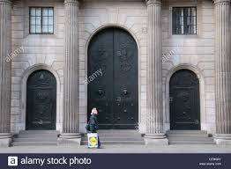 Entrance Doors by The Closed Entrance Doors To The Bank Of England In The City Of