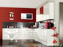 Red Kitchen White Cabinets Kitchen Wall Color Select U2013 70 Ideas How You A Homely Kitchen