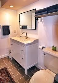 Bathroom Vanity Ikea by Bathroom Renovation How To Install An Ikea Hemnes Sink Cabinet