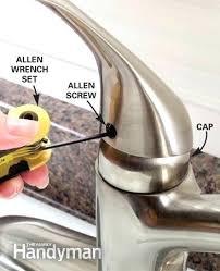 moen kitchen faucet leaks how to fix moen kitchen faucet handle lockers top