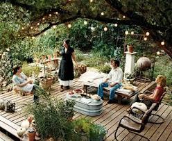 Easy Backyard Patio Outdoor Deck Furniture Ideas Patio Decor Easy Decorating Ideas