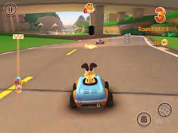 garfield kart fast u0026 furry android apps on google play