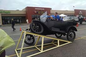 mega truck chassis watch a ford model t shame jeeps with its suspension flex