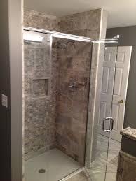 Cultured Granite Shower Custom Home Innovations Llc