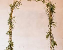 wedding arches rustic rustic wedding arch etsy