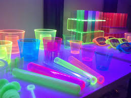 neon party supplies glow neon uv party glow in the party supplies glow party