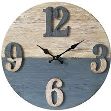 buy wooden wall clocks online fast free shipping oh clocks