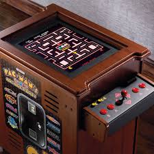 pac man u0027s arcade party cocktail table the green head