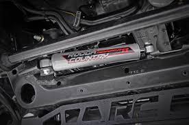 nissan titan u joint performance 2 2 steering stabilizer for 16 17 nissan titan xd