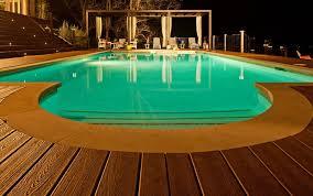 lighting around pool deck the trex blog pool deck designs worthy of a plunge trex