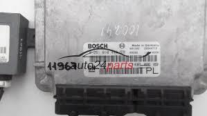 opel frontera engine ecu engine controller opel frontera 2 2 dti bosch 0 281 010 448