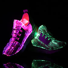 light shoes for mens banggood shoes large size men usb colorful light shoes outdoor sport