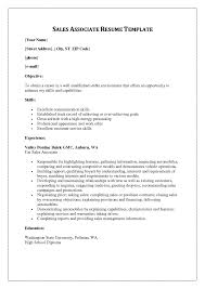 retail sales resume example cover letter objective for resume sales associate objective for cover letter awe inspiring how to write a retail resume brefash skills s associate sample customer
