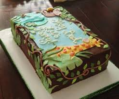 jungle baby shower ideas jungle animals baby shower cakes