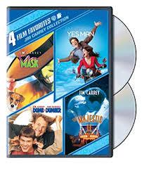 film yes man amazon com 4 film favorites jim carrey dumb and dumber the