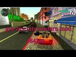gta vice city apk data how to gta vice city modern mod in android 464mb apk data