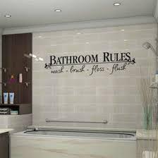Vinyl Walls For Bathrooms Discount Vinyl Quotes For Bathroom Walls 2017 Vinyl Quotes For