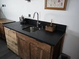 cuisine marbre noir marbres décors cuisine