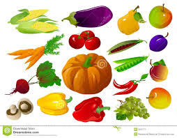 vegetables and fruits clipart cliparts for you