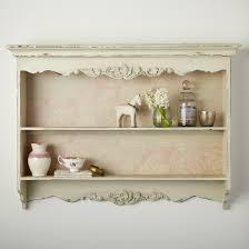shabby chic wall shelf unit house and home rigby u0026 mac mesas