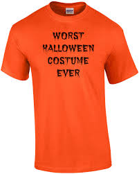 Mens Halloween T Shirts by Worst Halloween Costume Ever Funny Halloween T Shirt