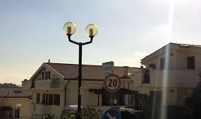 consip illuminazione pubblica spoltore a febbraio i lavori per la nuova illuminazione pubblica