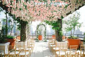wedding arch nyc founder trimarco on 10 years with blossom by