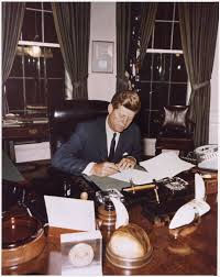 file signing cuba quarantine proclamation president kennedy
