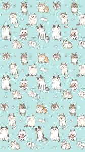 Pattern Wallpaper Best 25 Cat Pattern Wallpaper Ideas On Pinterest Cat Wallpaper