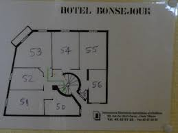 typical floor plan first digit floor level picture of hotel