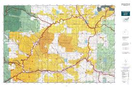 Colorado Map Images by Colorado Gmu 35 Map Mytopo