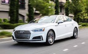 2018 audi s5 sportback bliss with a dash of lethargy