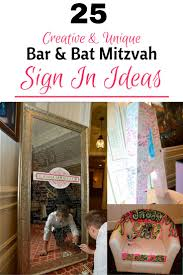 bat mitzvah sign in boards 38 best bar bat mitzvah sign in board ideas images on