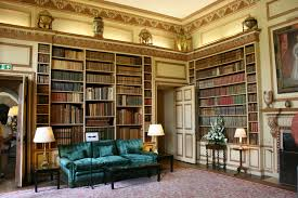 free stock photo of library in leeds castle public domain photo