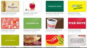 restaurant gift cards s day shopping tips and gift ideas nutrition wellness and