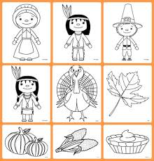 thanksgiving coloring pages thanksgiving harvest crafts