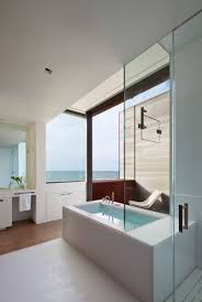 architecture amazing creame monochromatic bathroom scheme ideas